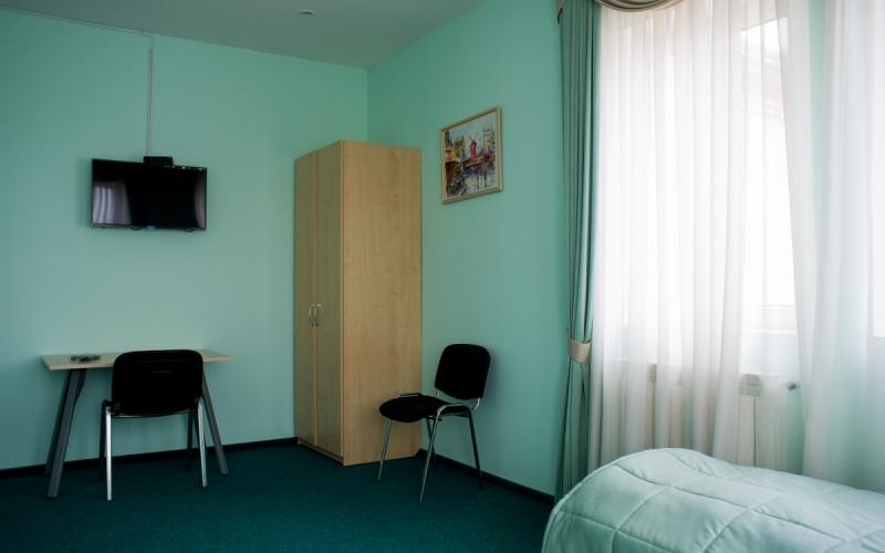 комната клиники Рекавери
