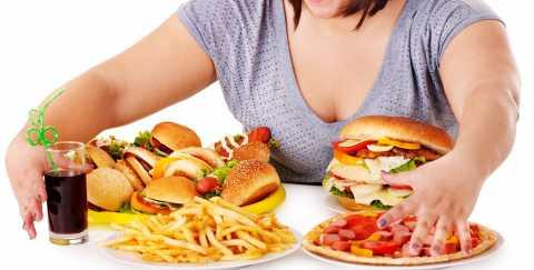 лікування переїдання