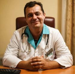 Лікар-анестезіолог Фещук Павло