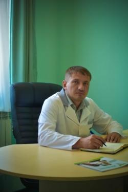 Лікар-психіатр Редковец Олександр